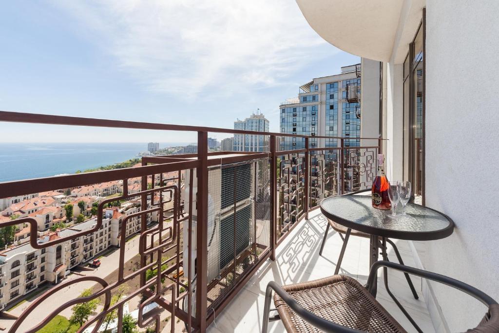 Arcadia dream apartment odesa viamichelin informatie for Garderobe odessa