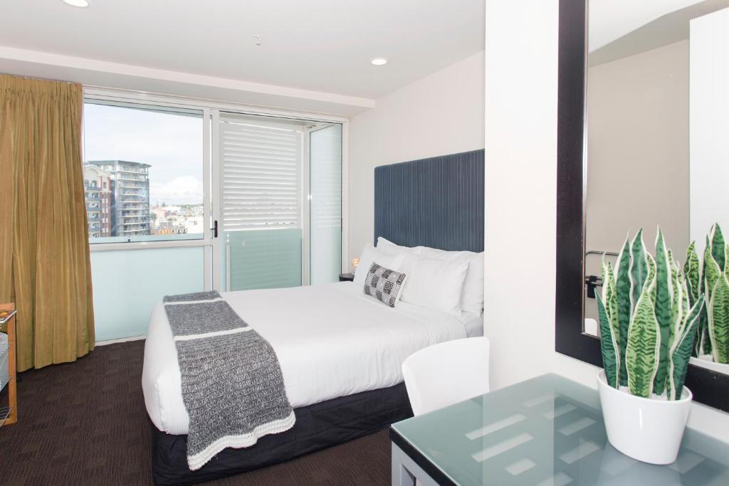 Towny Studio with Sea Views, Apartamento Auckland