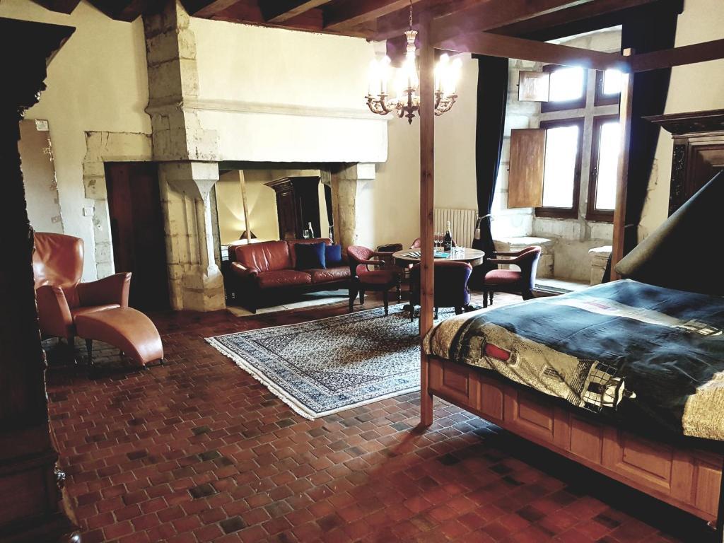 chambres d'hôtes château de rochefort - chambres d'hôtes à
