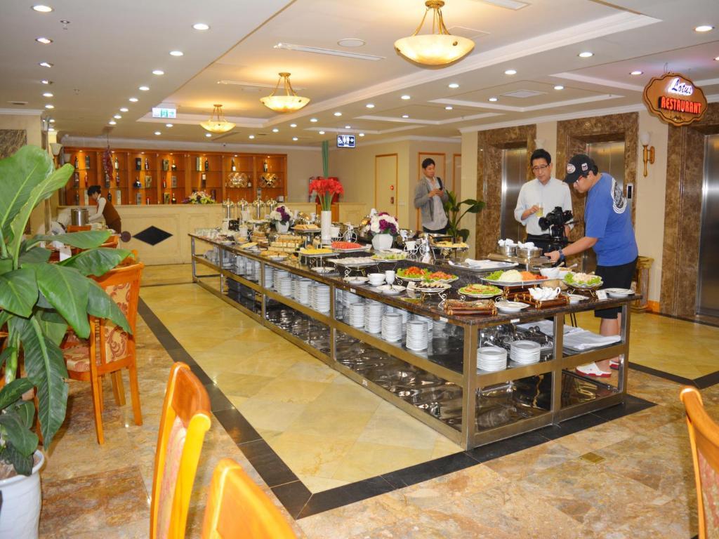 Khách sạn Hà Nội Sahul
