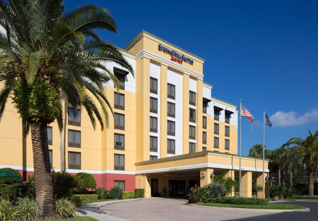 Restaurants Near Springhill Suites Tampa