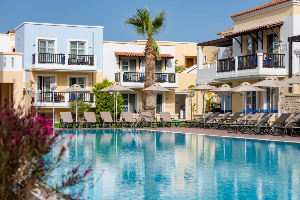 Aegean houses kos book your hotel with viamichelin for Ristorante kos milano