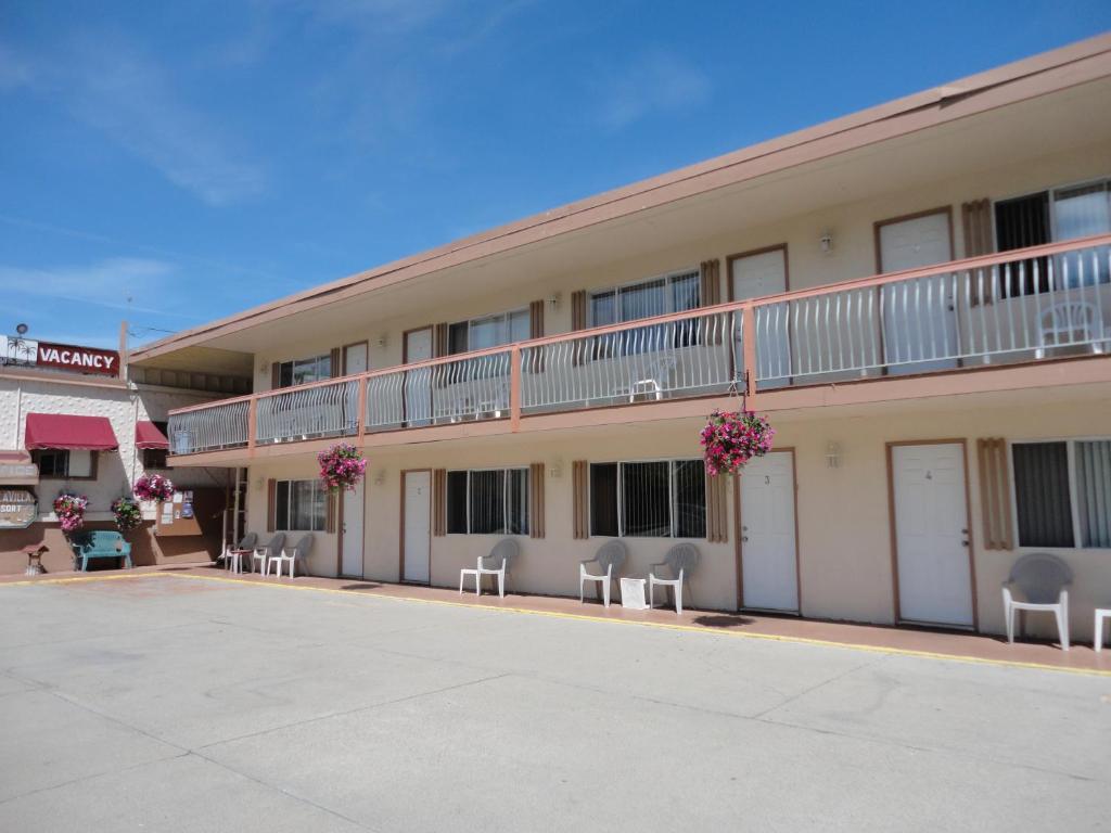 Bella villa resort motel r servation gratuite sur for Reservation motel