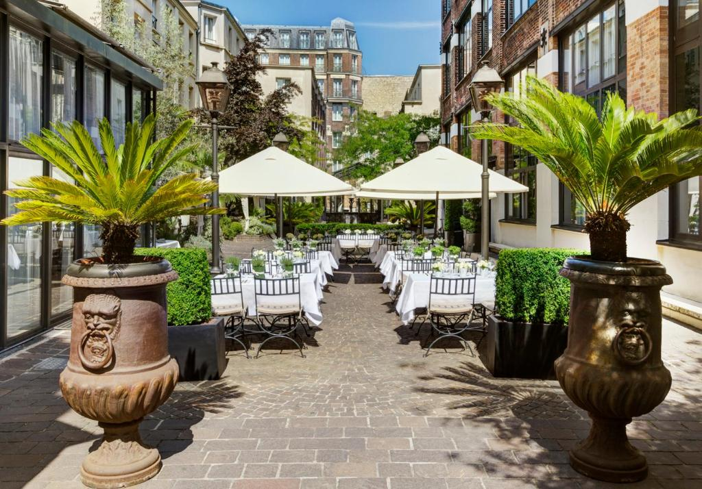 Hotel les jardins du marais paris for Jardin jardin paris