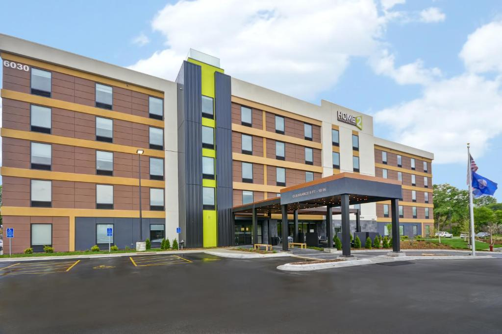 Home2 Suites By Hilton Minneapolis Eden Prairie Minnetonka Book Your Hotel With Viamichelin