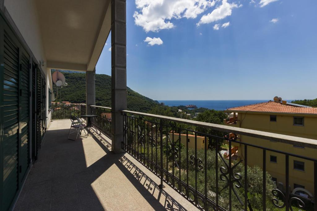 Blue Olive Residence Wohnungen Sveti Stefan