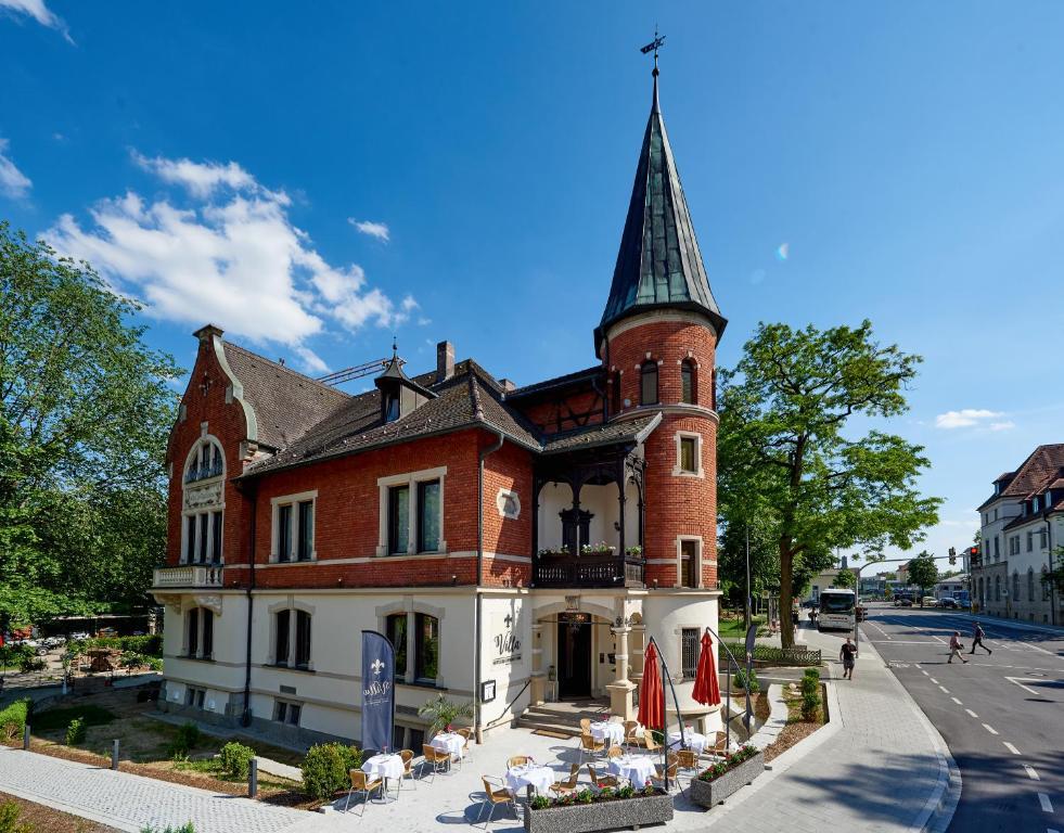 Villa Hotel Straubing