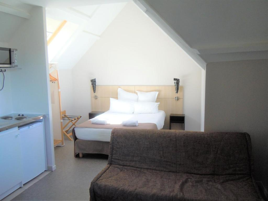 Sweet home appart 39 h tel deauville sud touques for Apparthotel sud