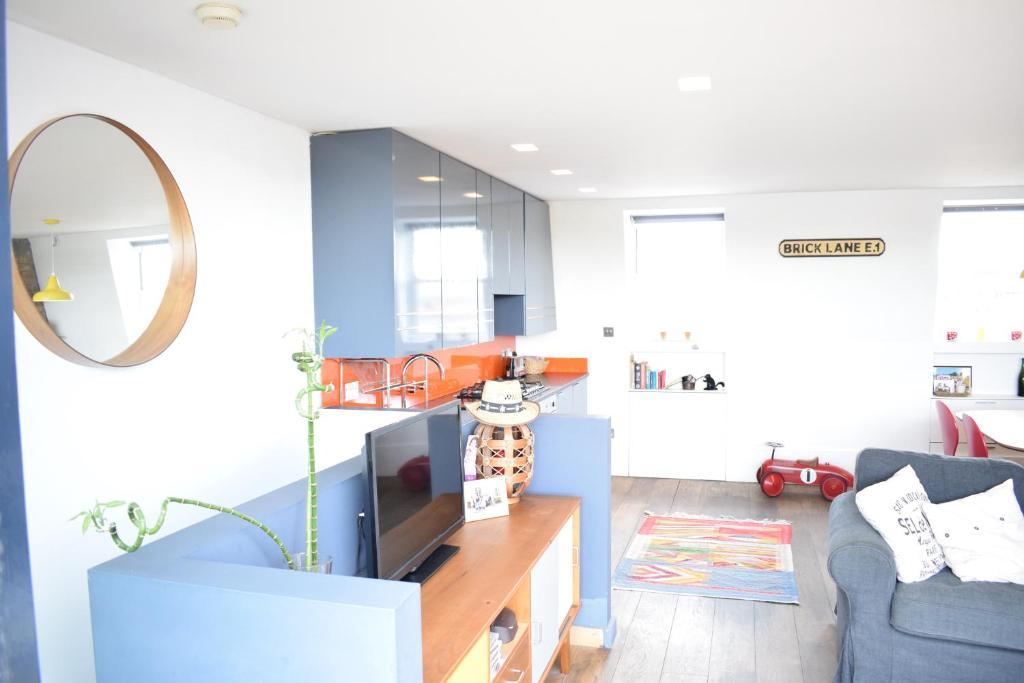 Apartamento 2 bed duplex flat in central london with rooftop reino unido londres - Apartamentos en londres booking ...