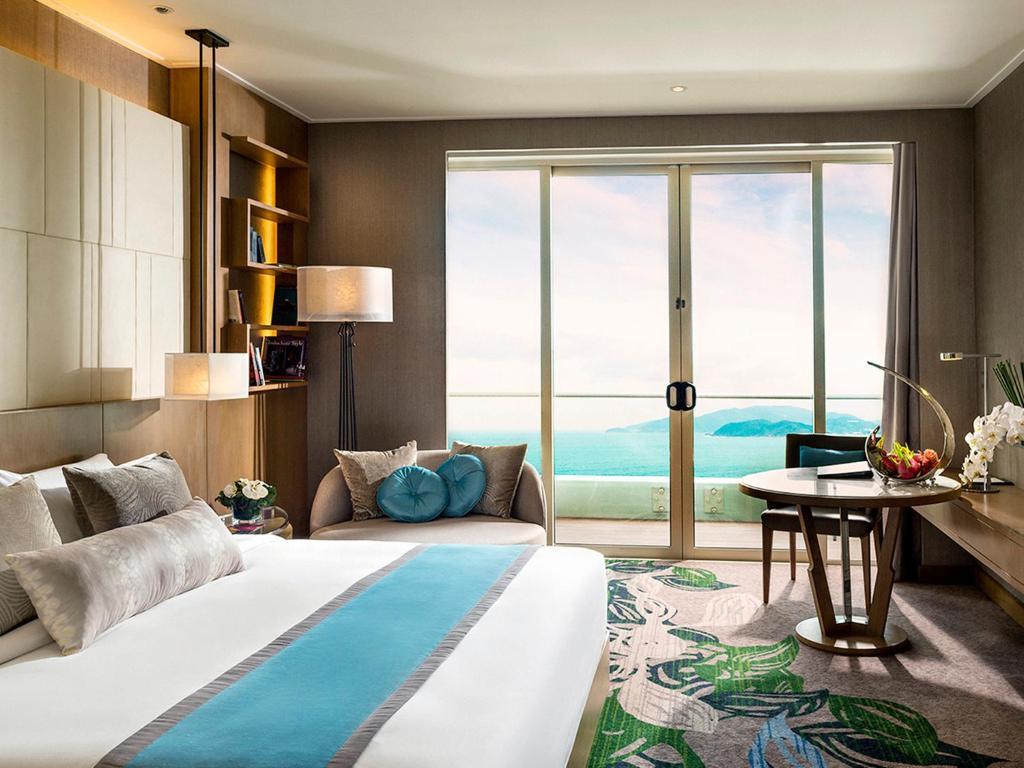 Phòng Club có Giường cỡ King và Tầm nhìn ra Đại dương