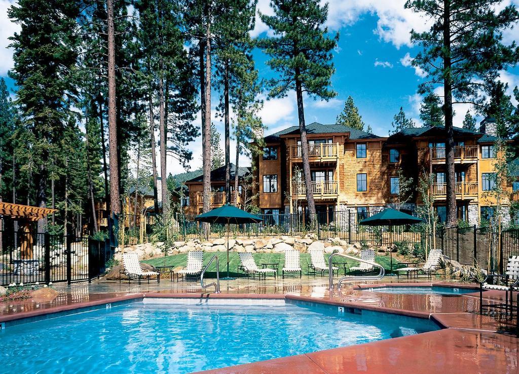 Hyatt residence club lake tahoe high sierra lodge for Hyatt lake cabins