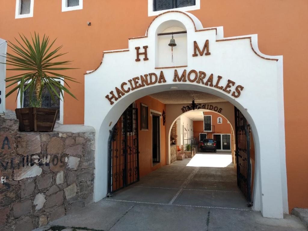 Hacienda Morales Departamentos