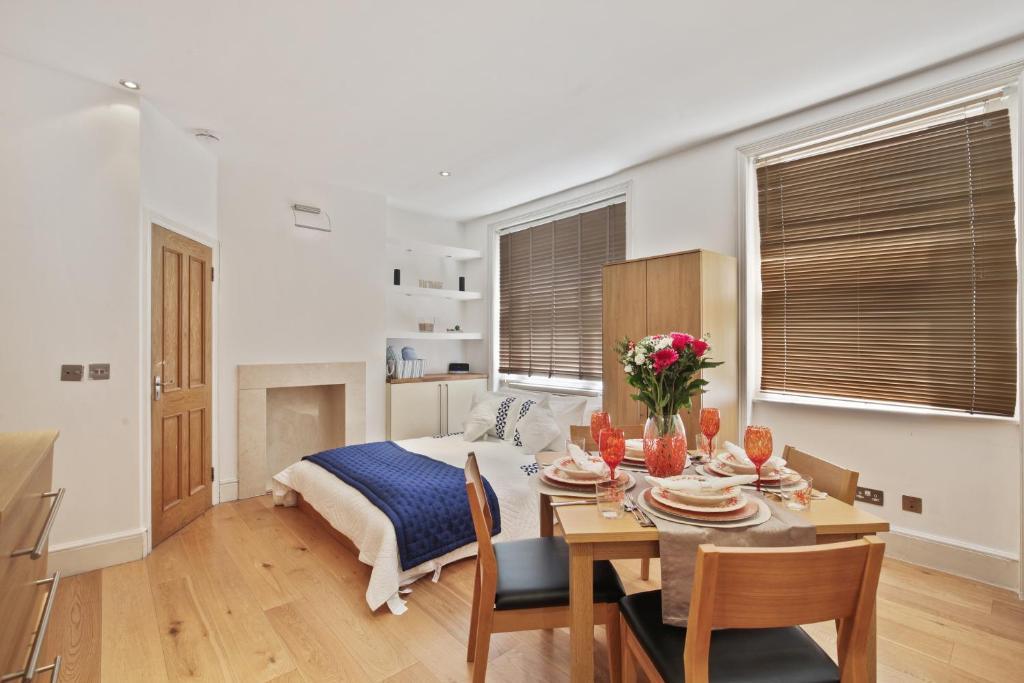 Oxford Street Studio Apartments Reino Unido Londres