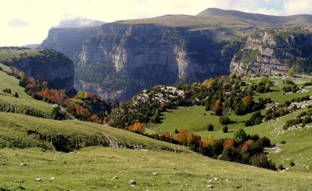Hostal Pirineos Ainsa  Chambres D U0026 39 H U00f4tes A U00ednsa