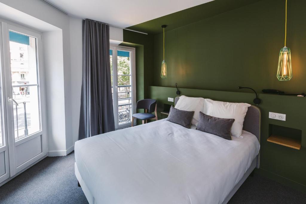 Le petit cosy h tel r servation gratuite sur viamichelin for Hotel petit budget