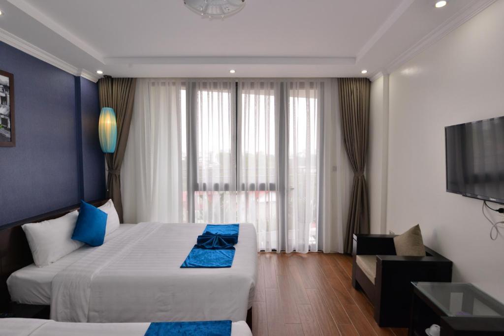Hanoi bella rosa suite hotel h n i viamichelin informatie en online reserveren - Kleedkamer suite badkamer kleedkamer ...