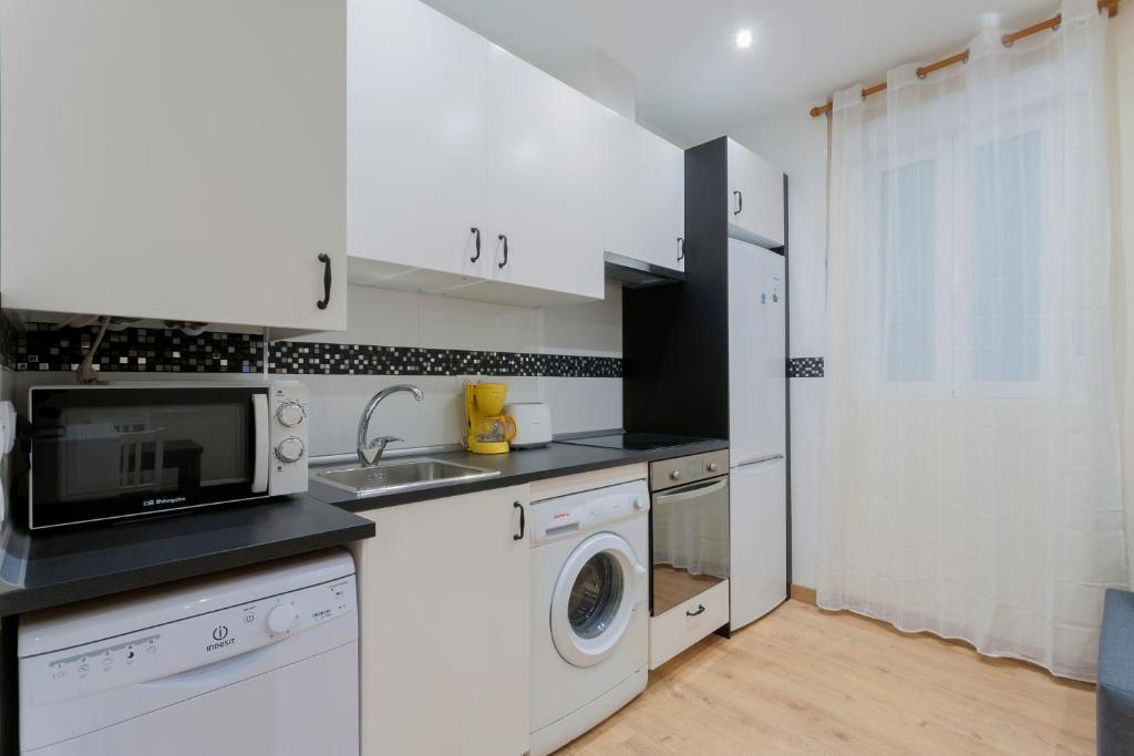 Wohnung In Madrid apartamento joselu wohnung madrid