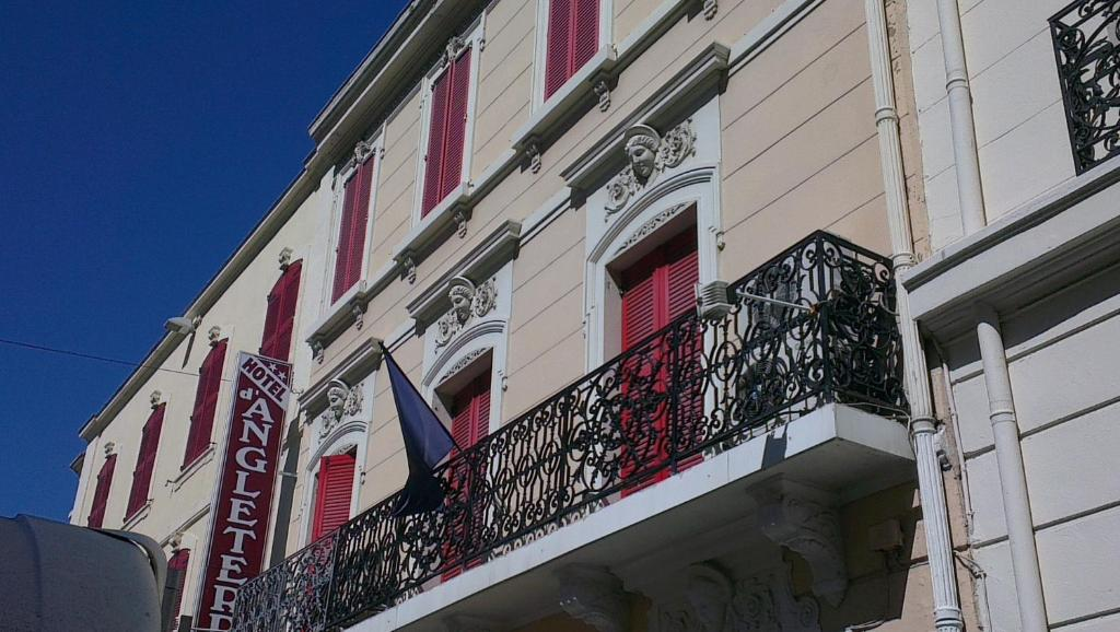 hotel d 39 angleterre salon de provence