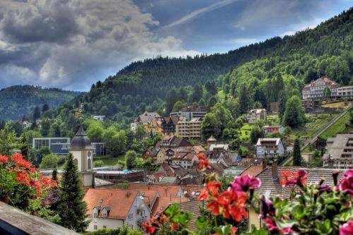 Ferienhaus apts schwarzwald panorama deutschland bad for Designer hotel schwarzwald