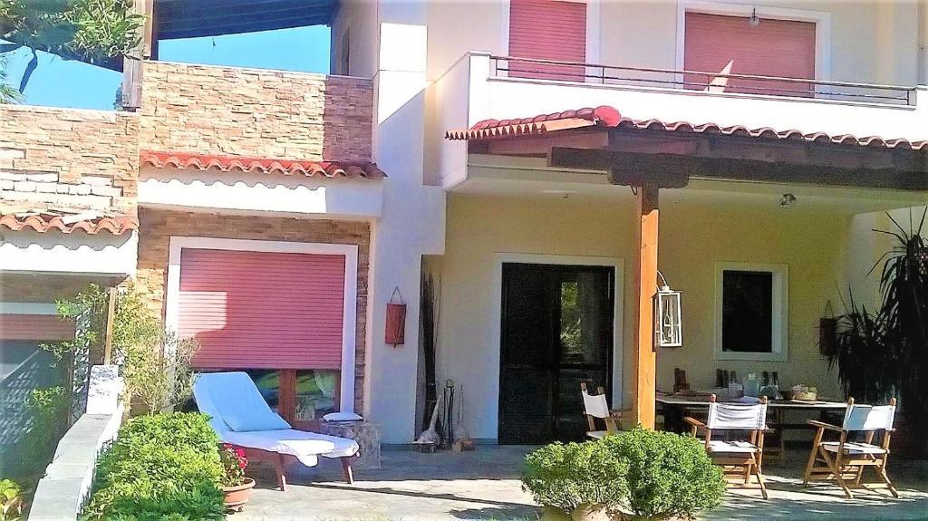 Casa de temporada Maisonette with Garden (Grécia Fourka ...