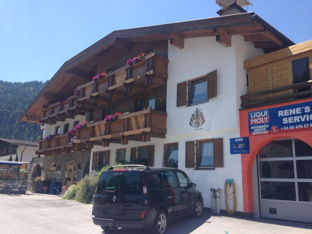 Landhaus engadin pfunds dorf prenotazione on line for Costo aggiuntivo garage