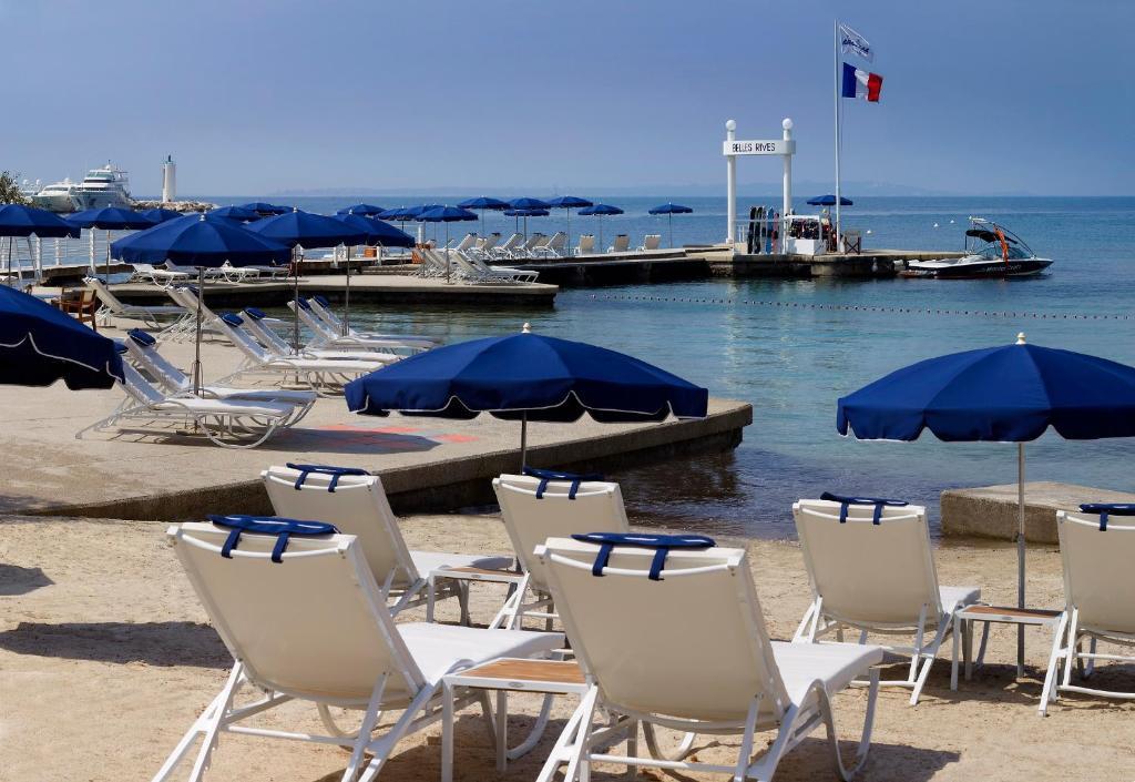 Préférence Hotel Belles Rives, Mediterranean Sea CR84