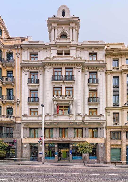 Boutique Hotel H10 Villa De La Reina Madrid Book Your