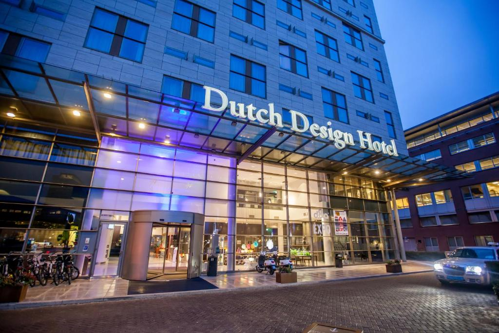 Dutch design hotel artemis amsterdam book your hotel for Design hotels amsterdam