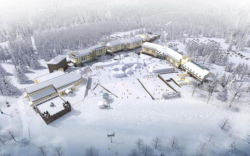 ski accommodation at arai resort