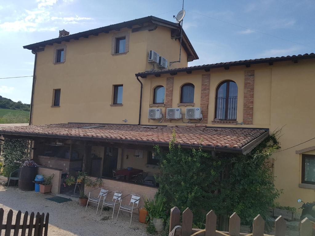 Hotel La Locanda Dei Cavalieri