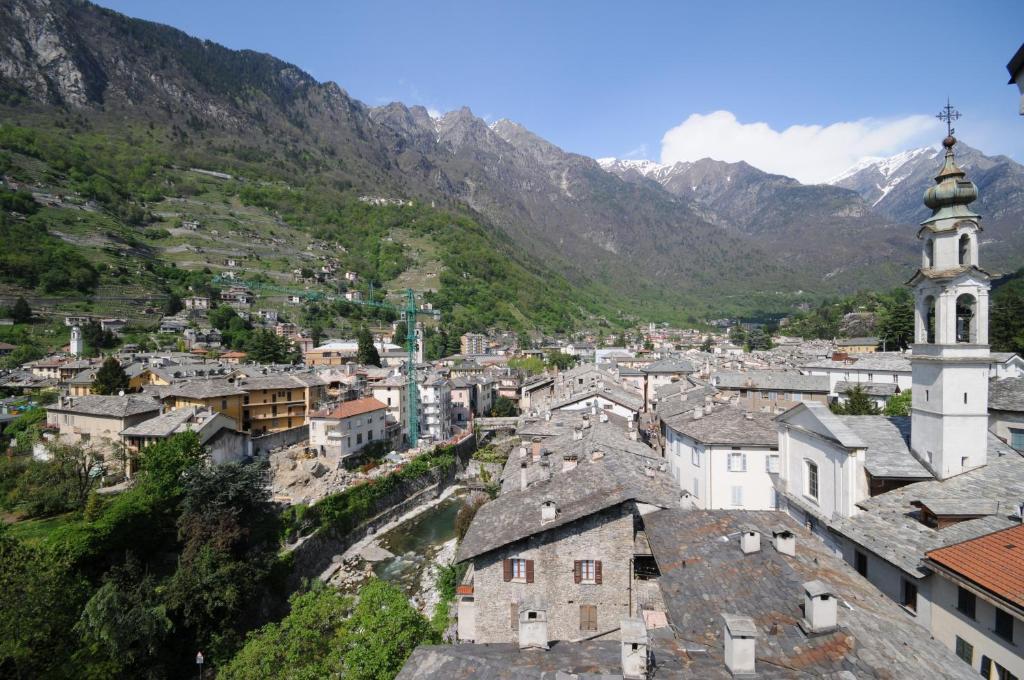 Hotel A Chiavenna Italia
