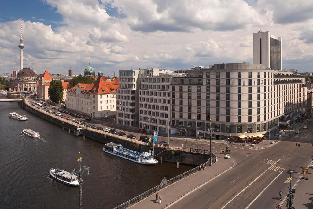Berlin Melia Hotel Friedrichstr