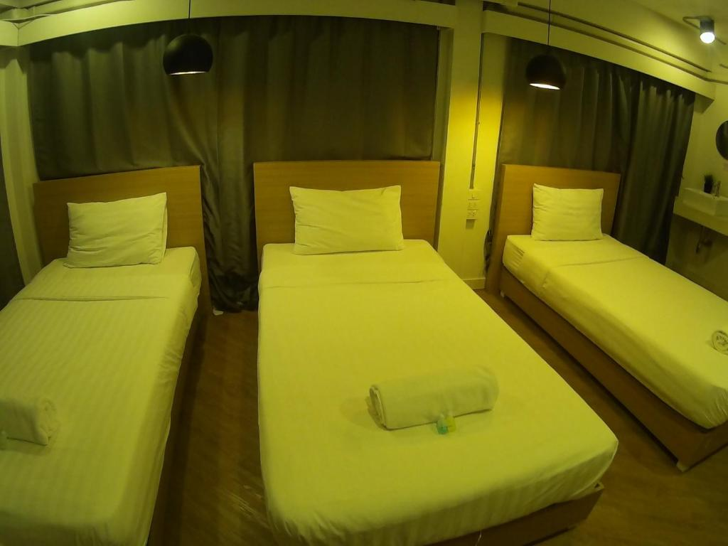 Siamhubbiz Hostel Bangkok Book Your Hotel With Viamichelin
