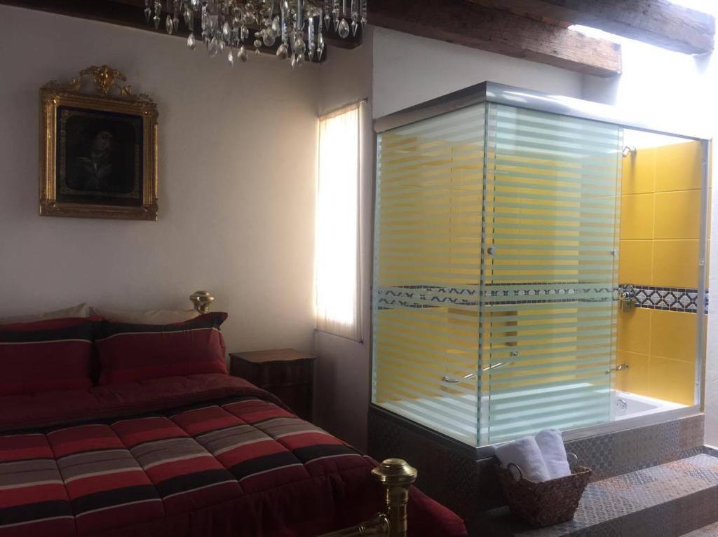 Hotel boutique posada xvii puebla de zaragoza reserva for Habitaciones familiares zaragoza