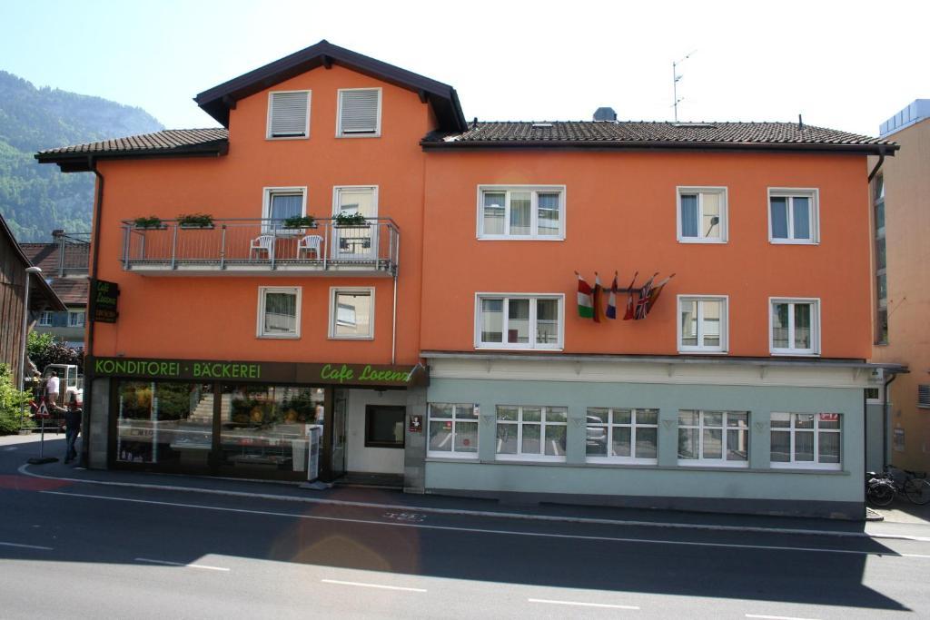 Hotel Cafe Lorenz Hohenems