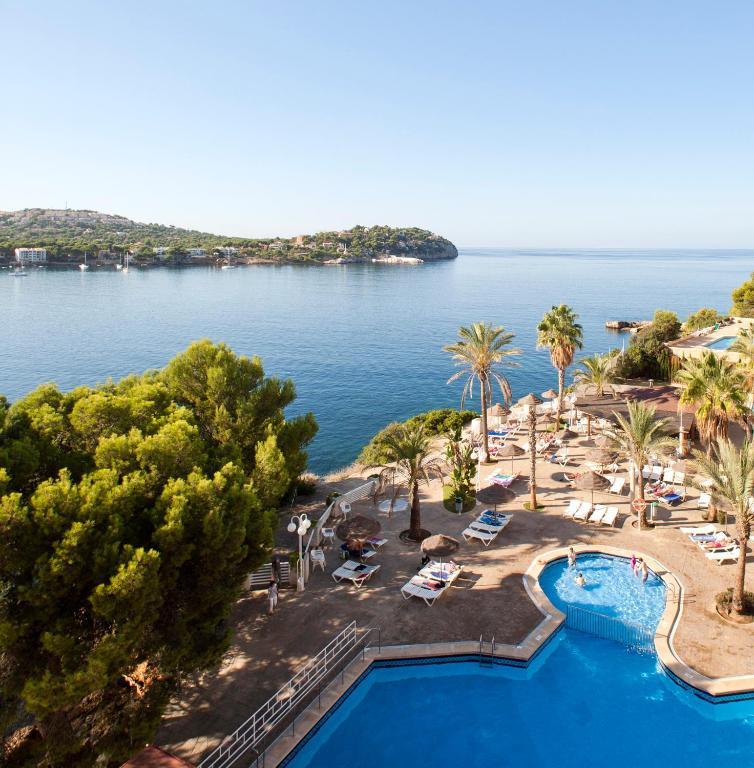 Trh jard n del mar calvi online booking viamichelin for Jardines mallorca