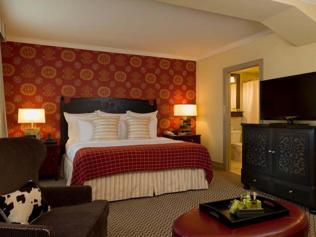 Intercontinental Hotel Austin Restaurant