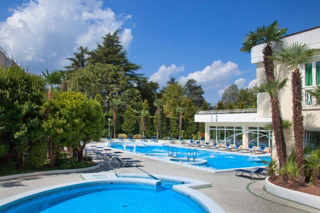 Hotel Le Due Torri Ad Abano Terme