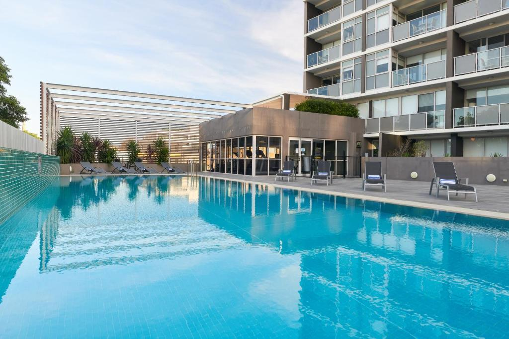 Chifley Apartments Newcastle Newcastle Book Your Hotel With Viamichelin