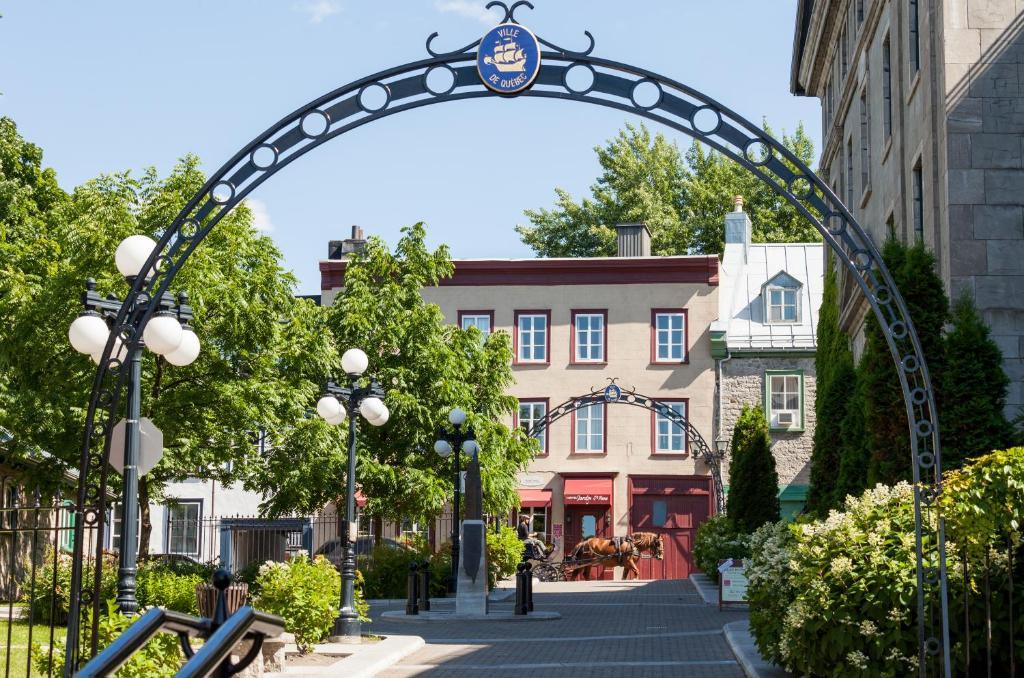Hotel Jardin St Anne Quebec