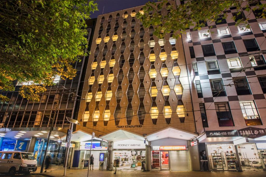 Quest on lambton serviced apartments wellington online for 136 the terrace wellington