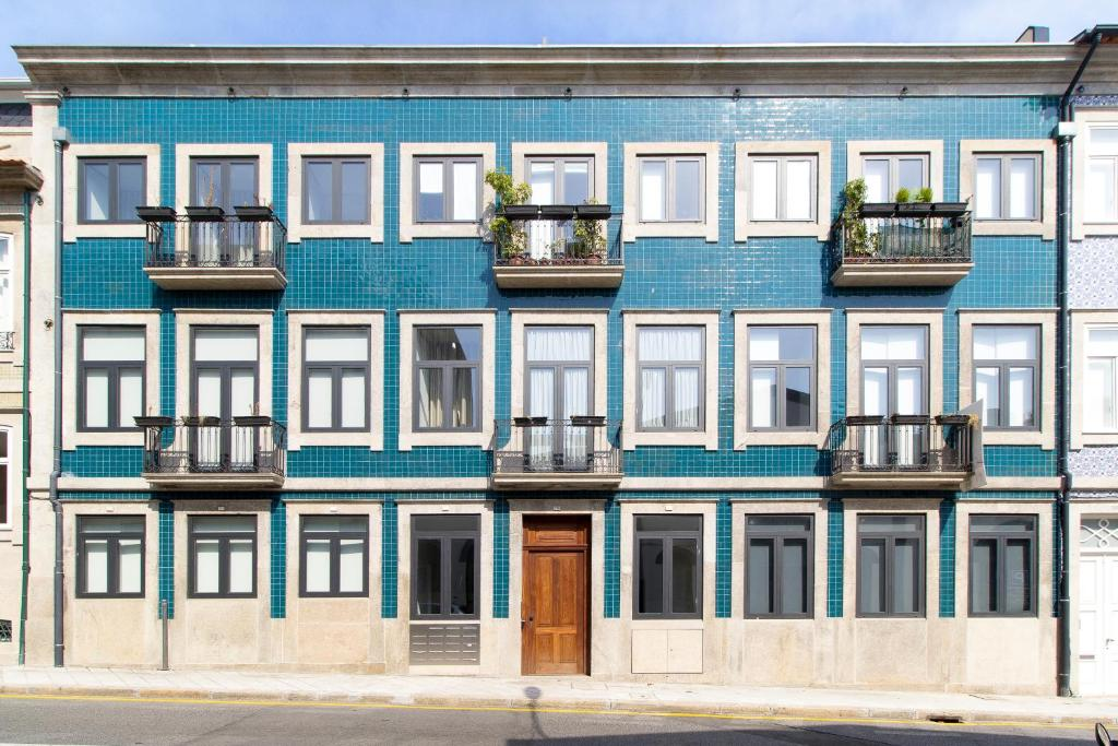 Departamento porto d 39 poca ii portugal oporto - Booking oporto apartamentos ...