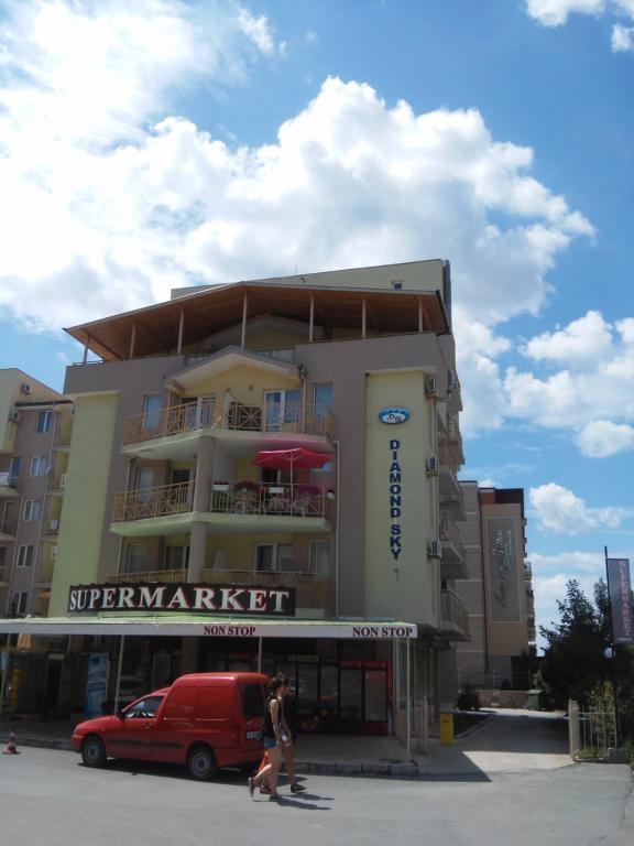 Apartment Diamond Sky