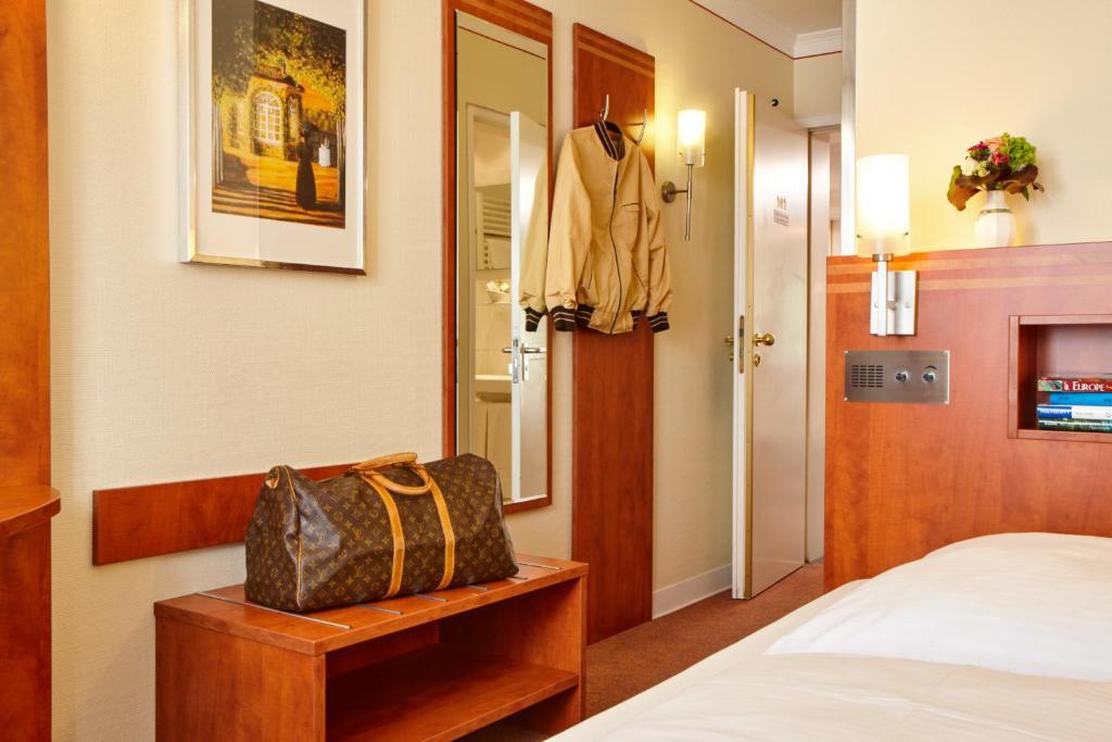 Hotel Concorde Munchen Herrnstr