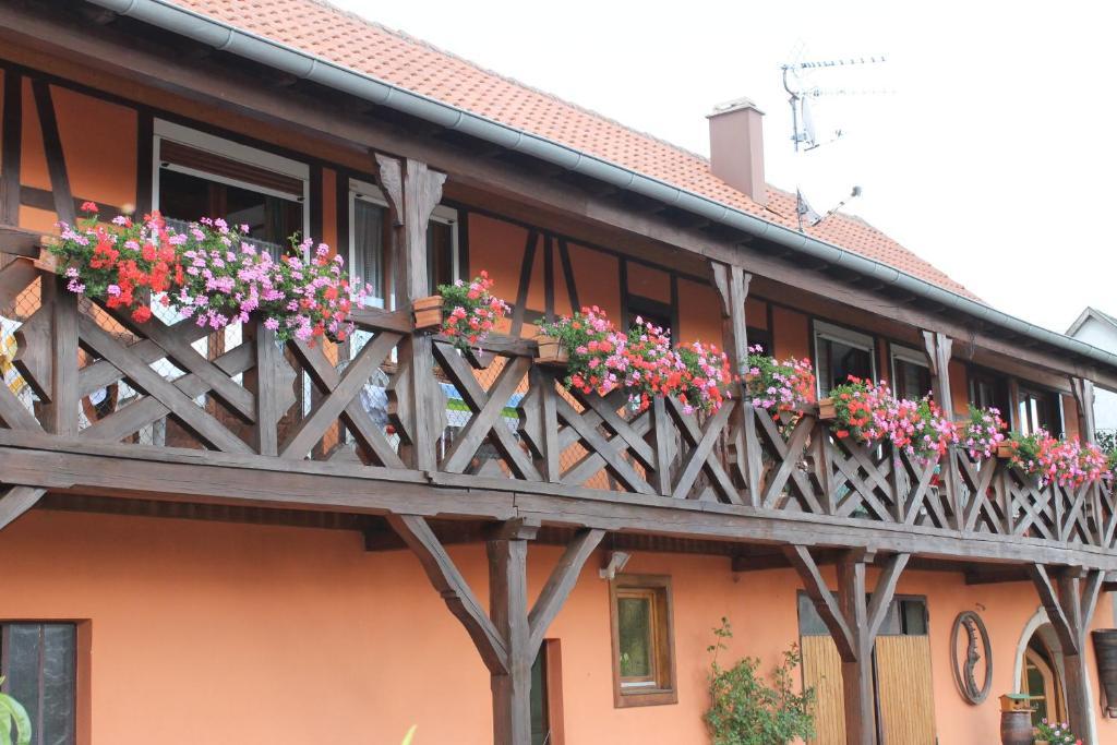 Hotel Le Vignoble A Dambach La Ville