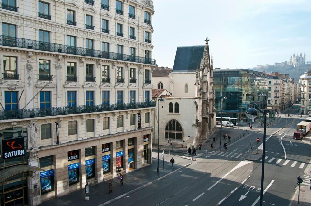 Appartements cordeliers r servation gratuite sur viamichelin for Hotels 69002 lyon