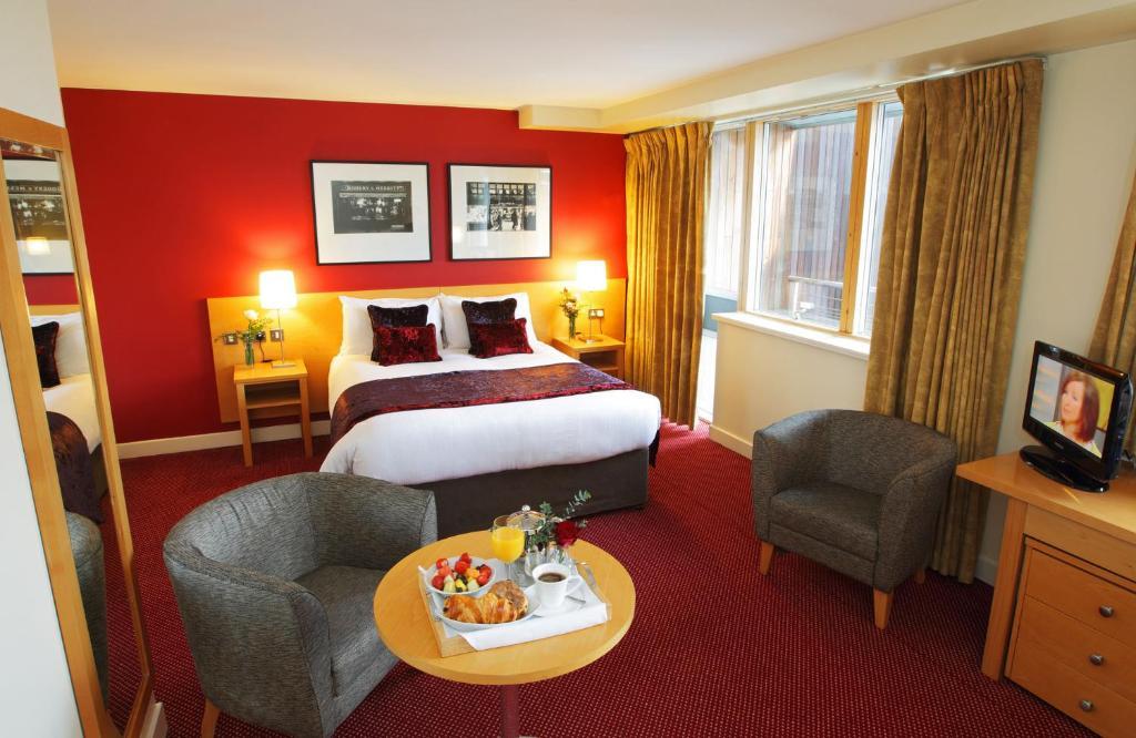 Mespil hotel r servation gratuite sur viamichelin for Reservation d4hotel