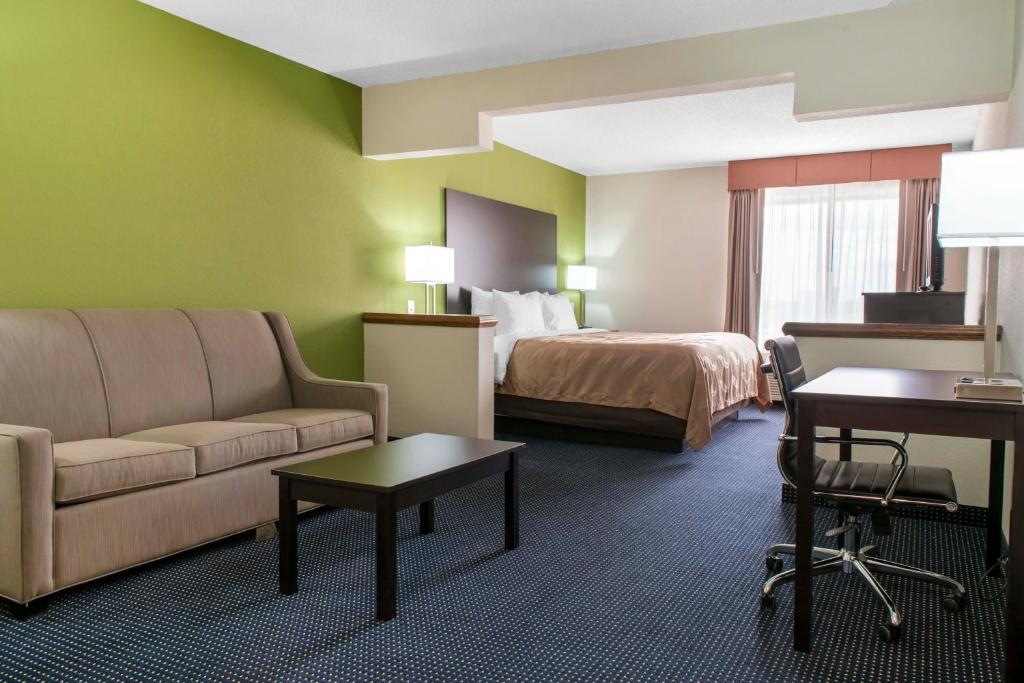 Quality Inn And Suites Anderson In Hotel Anderson In