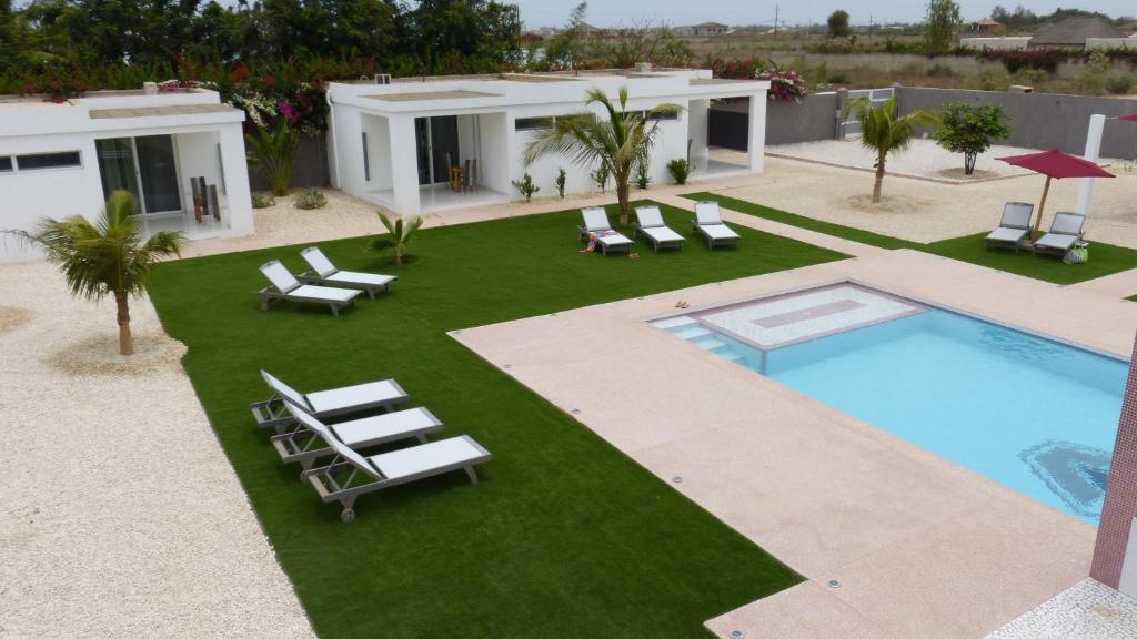 Bed And Breakfast Jardin D Eden Senegal Ngaparou Booking Com