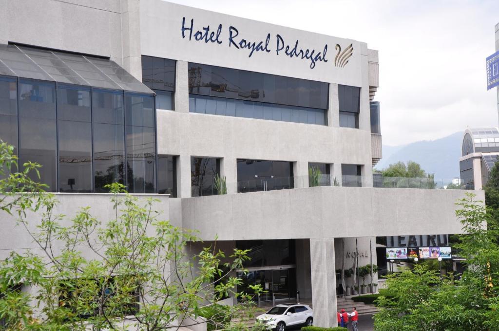 Hotel Royal Pedregal Mexico City